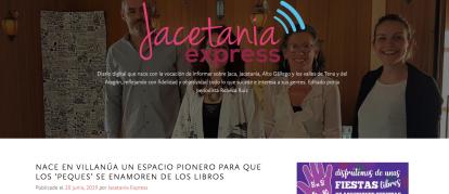 JACETANIA EXPRESS