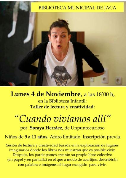 taller 4 de noviembre