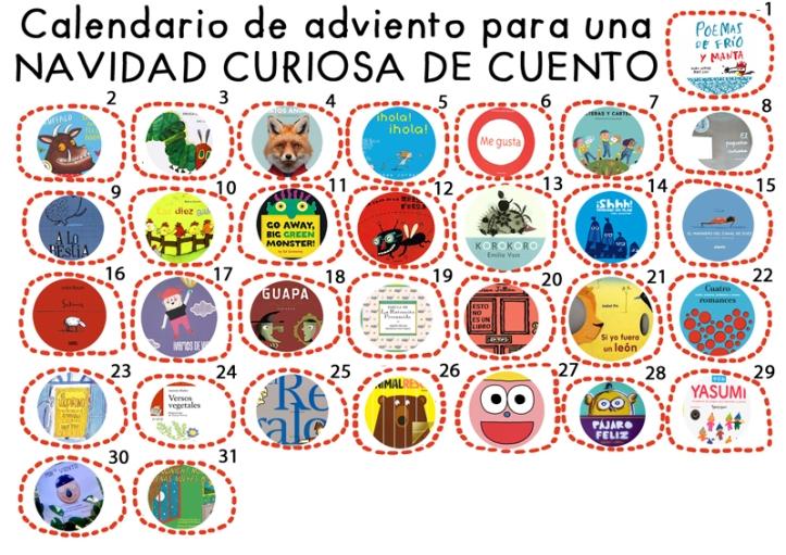 CALENDARIO DE ADVIENTO PARA UNA NAVIDAD CURIOSA.jpg