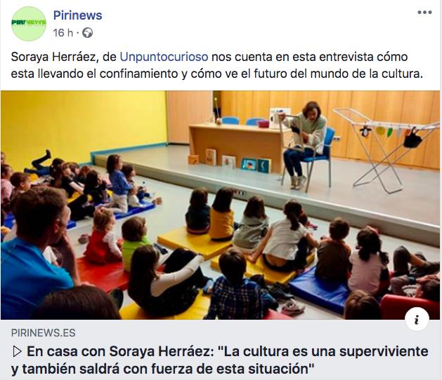 Entrevista Pirinews