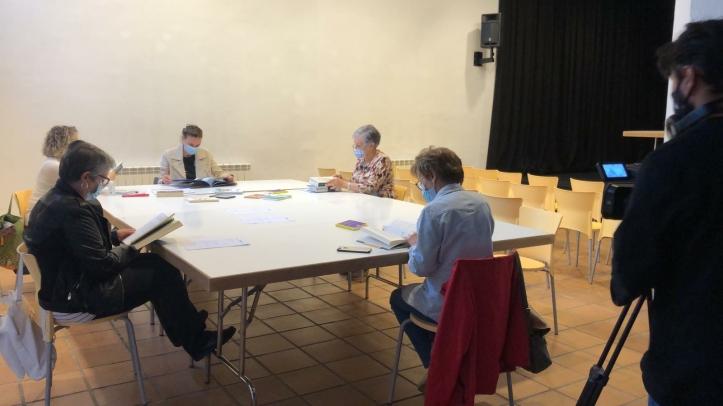 grupo de lectura programa activos